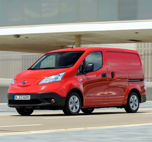 nissan e nv200 das zweite e auto aus japan. Black Bedroom Furniture Sets. Home Design Ideas