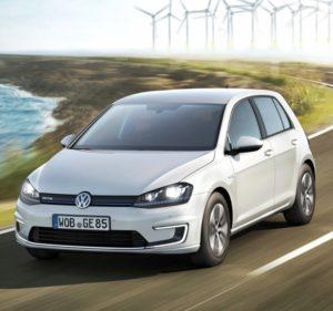 Ranking die besten Elektroautos im Vergleich: Volkswagen VW e-Golf
