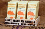 Fairafric: Dieses Start-up will die fairste Schokolade der Welt produzieren