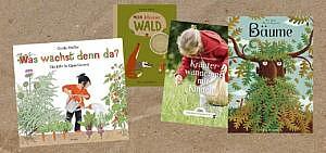 Die besten Kinderbücher rund um Natur- und Umweltthemen