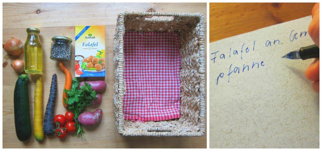 Kochbox selber machen, individuelles Geschenk