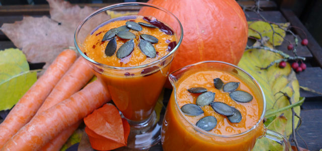 Smoothies im Herbst