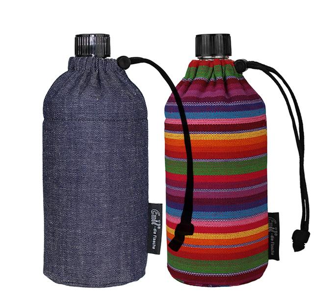 BPA-freie Trinkflaschen Emil, die Flasche zum Anziehen