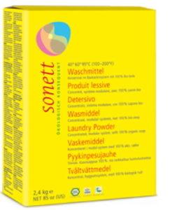 Baukastenwaschmittel von Sonett
