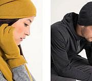 Winter-Accessoires: Mützen und Handschuhe von hessnatur