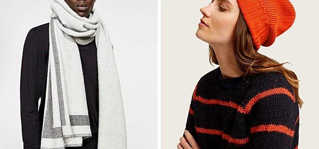 Winteraccessoires: Schals, Mützen, Handschuhe von Fair-Fashion-Labels