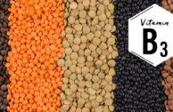 Vitamin B3 / Niacin: das Regenerationsvitamin