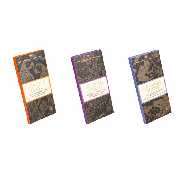 Bestenliste Fair Trade Schokoladen Original Beans