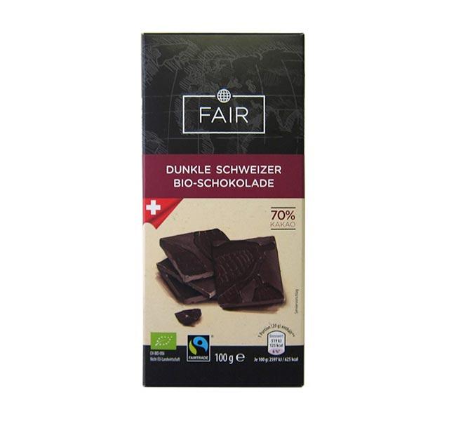 Bestenliste Fair Trade Schokoladen Aldi Nord