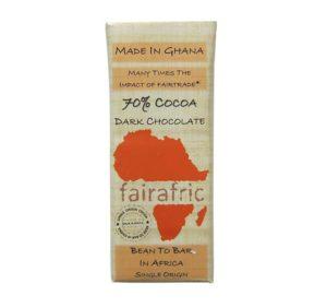 Bestenliste Fair Trade Schokoladen fairafric