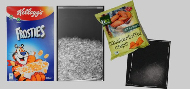 Mogelpackungen: Luft in Verpackungen