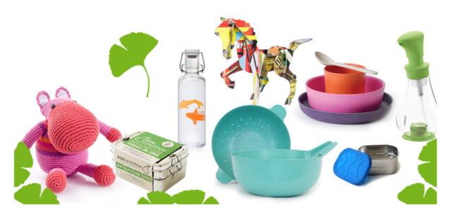 Online Shop mehr grün