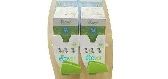 Nachfuellstation Ecover