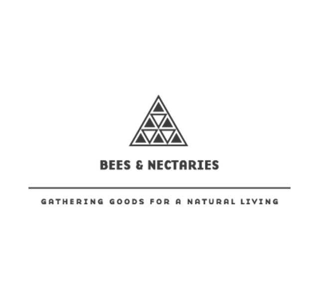 Bees & Nectaries Logo