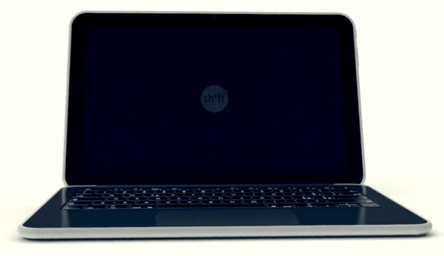 Shift 12 Tablop als Windows-Notebook