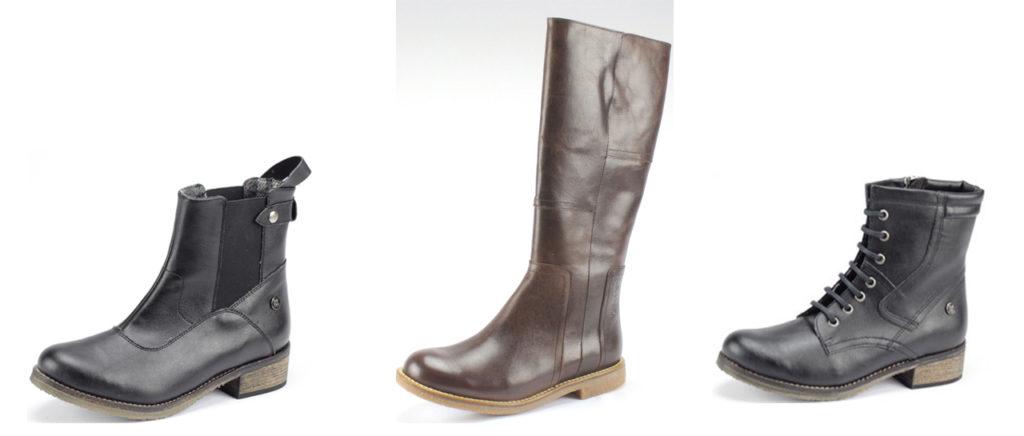 Winter-Schuhe von Johnny W. Shoes: vegan oder aus pflanzlich gegerbtem Leder