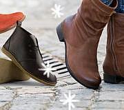 Nachhaltige Winterschuhe von ekn, think