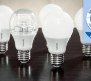 Carus LED-Lampe Blauer Engel