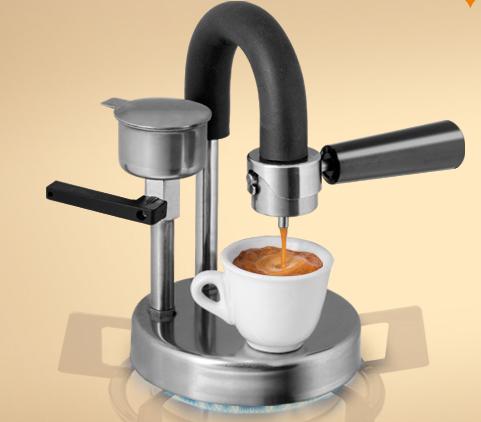 kaffeezubereitung mit espressokocher french press und co. Black Bedroom Furniture Sets. Home Design Ideas