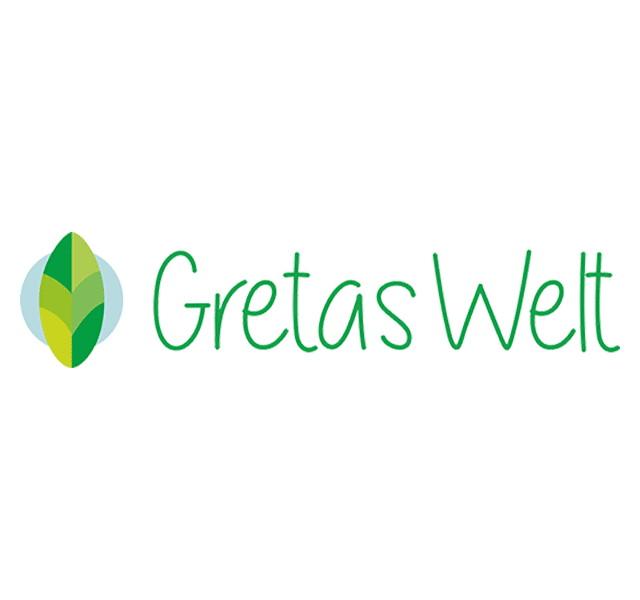 Gretas Welt Logo