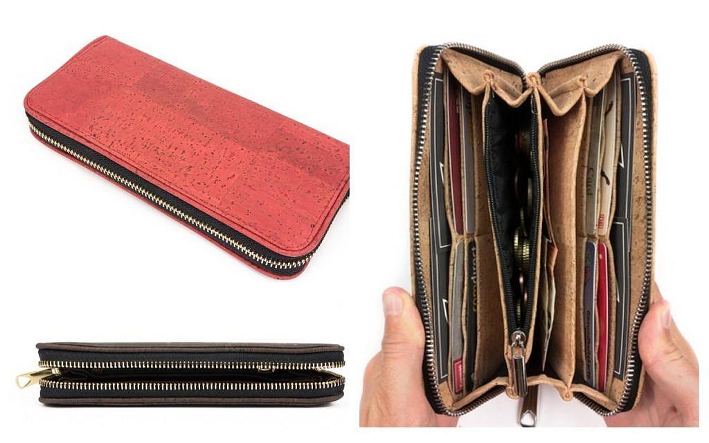 Nachhaltige faire Geldbörsen Portemonnaies Simaru