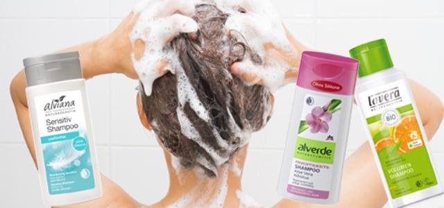 Drei empfehlenswerte vegane Shampoos ohne Tierversuche