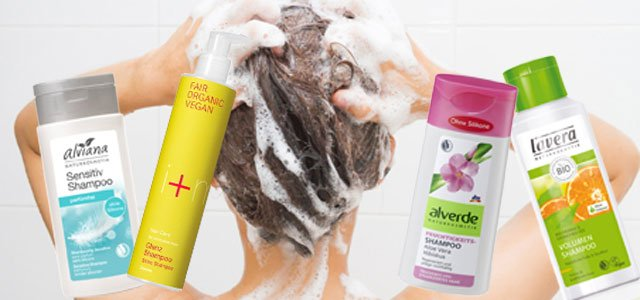 Vier empfehlenswerte vegane Shampoos ohne Tierversuche
