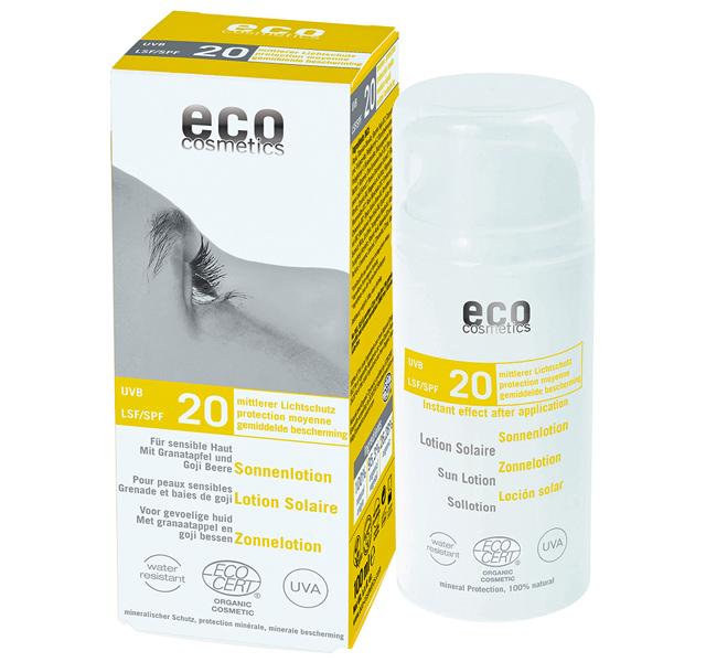 Eco Cosmetics Sonnencreme