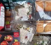 Supermarkt für abgelaufenes Essen