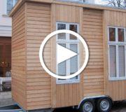 Wohnen in der 100-Euro-Wohnung: Tiny100