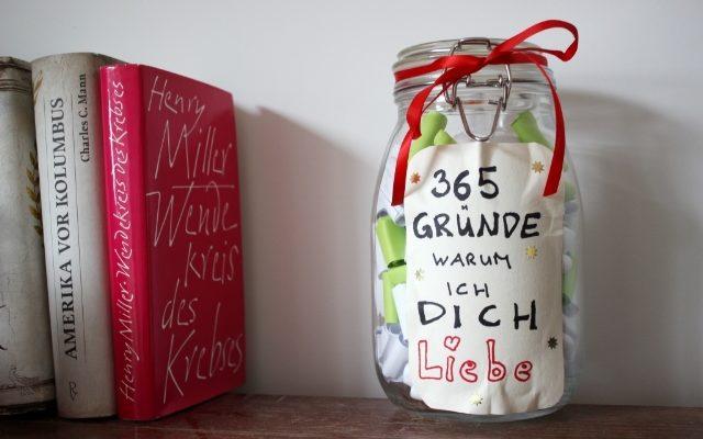 Valentinstag-Geschenke selber machen und ღ-en erwärmen