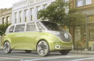VW ID Buzz: Elektro-Bulli von Volkswagen wird endlich gebaut