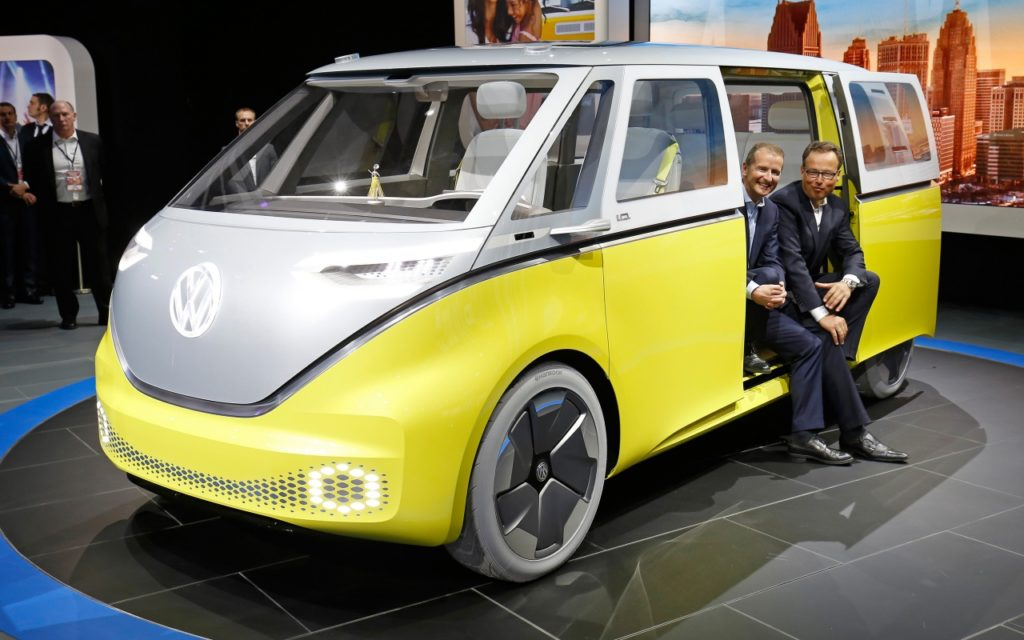 volkswagen wir bauen den vw id buzz als elektro bulli. Black Bedroom Furniture Sets. Home Design Ideas