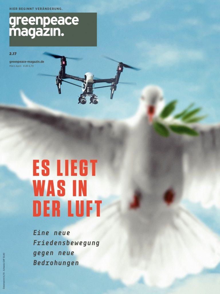 greenpeace magazin 2/2017