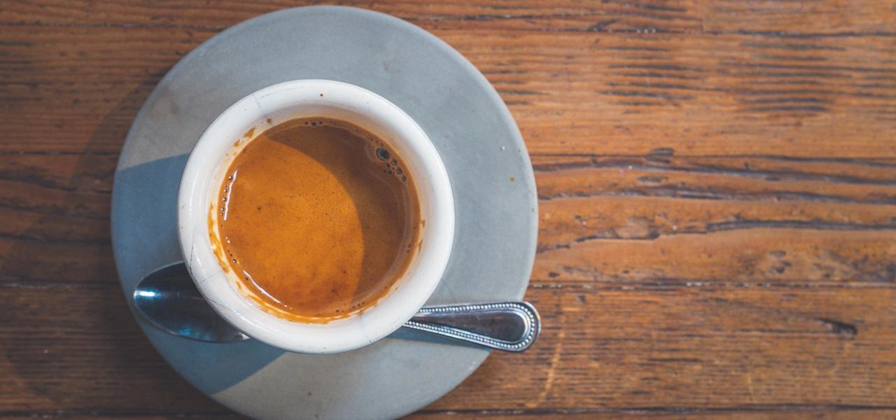 guter Kaffee - slow Coffee