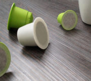 kompostierbare Kaffeekapseln