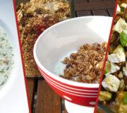 5 einfache Low Carb Rezepte mit regionalen Zutaten