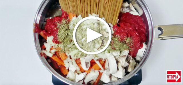 One Pot Pasta: vegan und saisonal