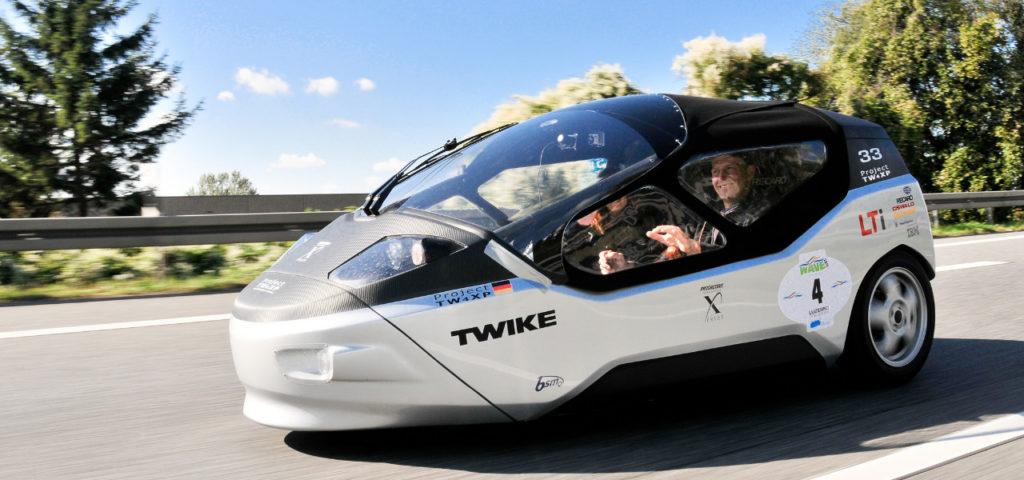 Twike 4: ein E-Bike ist das nicht mehr...