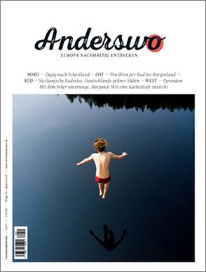 Anderswo Magazin