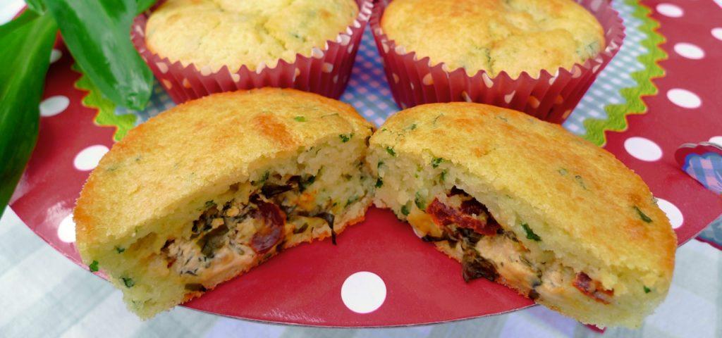 Rezept Bärlauch Muffins