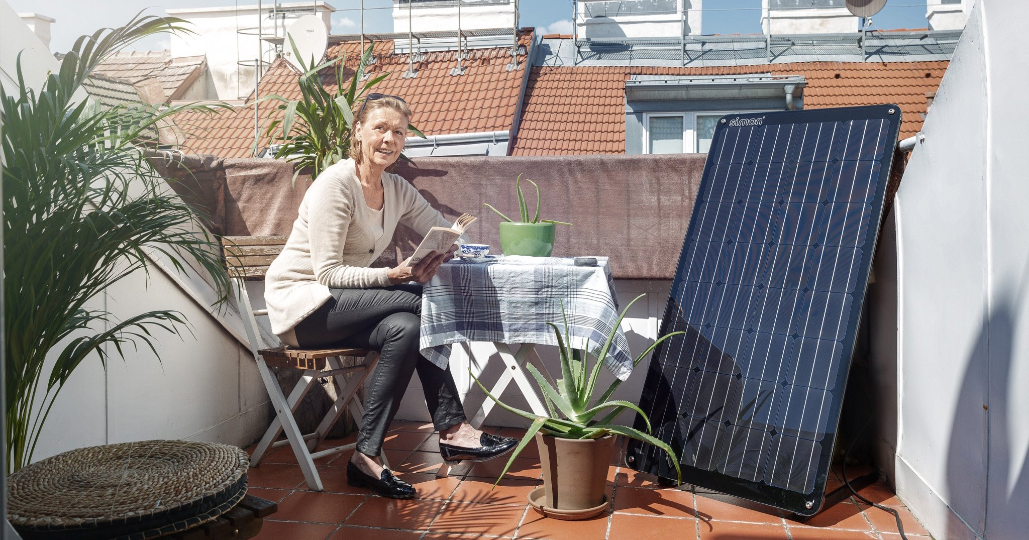 greenpeace energy erreicht durchbruch f r balkon solarkraftwerke. Black Bedroom Furniture Sets. Home Design Ideas