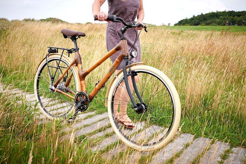 Bambus Fahrräder: my Boo