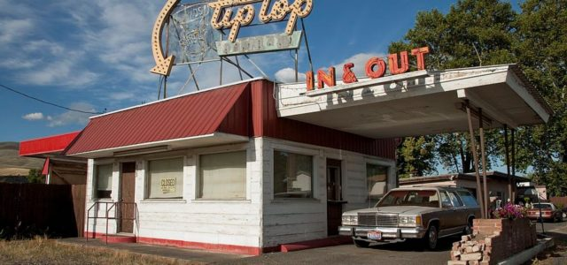 Fast-Food-Kette Drive-In