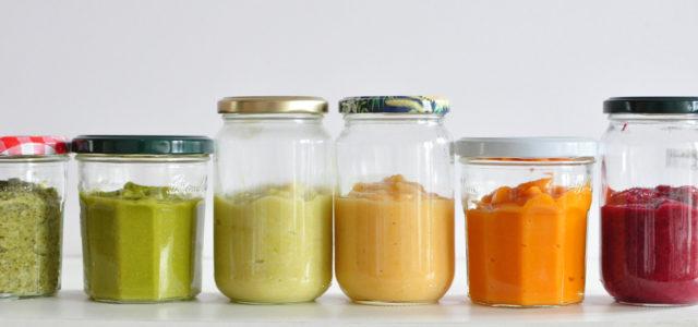 Einfrieren ohne Plastik: im Schraubglas