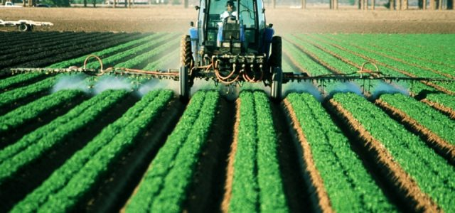 Farmer Pestizide Glyphosat