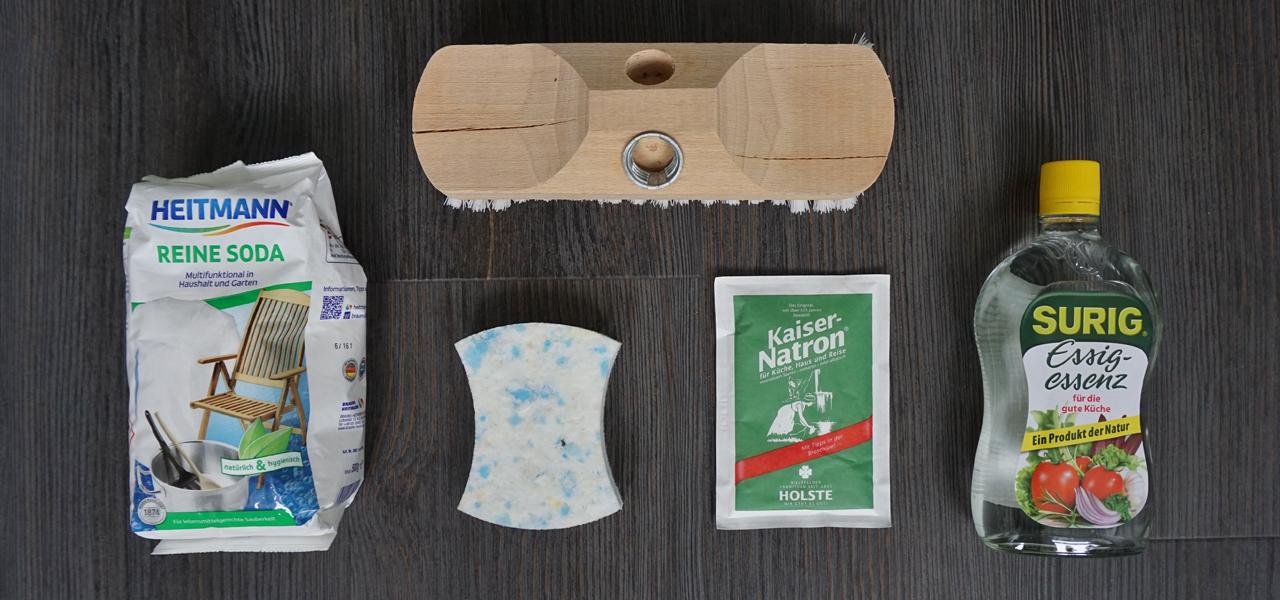 Favorit Ökologisch putzen mit Hausmitteln – Tipps & Tricks – Utopia.de DH33