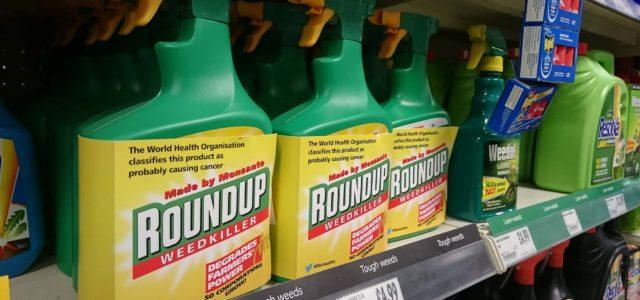 Monsanto Glyphosat