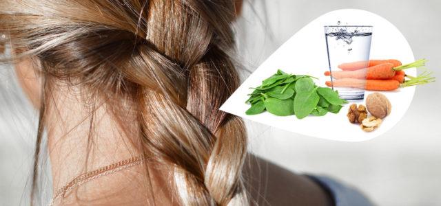 Acht Lebensmittel für schöne Haut, Haare und Nägel