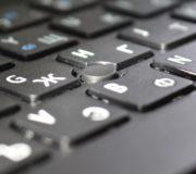 Laptop und Computer spenden, labdoo, Tastatur